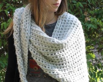 Big scarf shawl
