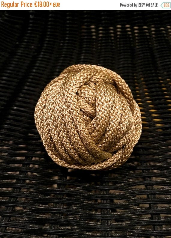 Craft projects, bronze crochet yarn, crochet rope, crochet cord, polyester rope, shining cord, shining yarn, macrame yarn, rope cord