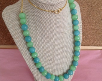 Stone necklace #1