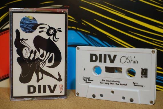 Oshin by DIIV Cassette Tape