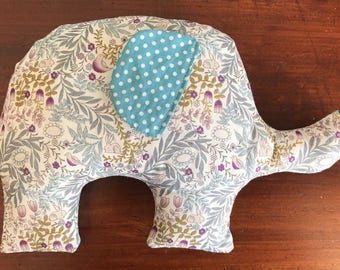 Stuffed Elephant.