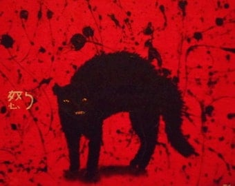Seven Deadly Sins: Wrath/Anger (Cat Version)