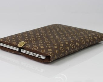 "Louis Vuitton Case - Dell XPS 13 Case, MacBook Air, Pro, New 12"" MacBook, 13.3"", 15.6"" Chromebook, MS Surface PRO, Hp Stream 13 Sleeve 6"