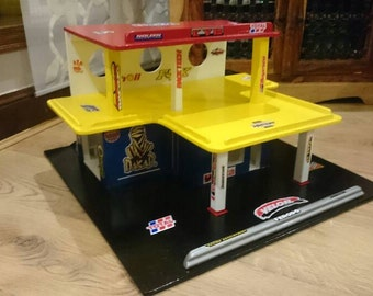 Large Wooden Toy Garage