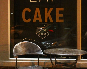 eat cake *print*