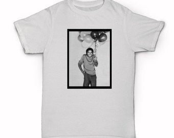 Michael Jackson T-shirt - King of Pop - The Jackson 5 - Motown - Billie Jean - Off the wall
