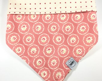 Pretty in Pink Reversible Bandana