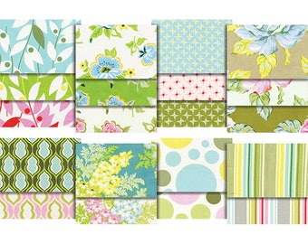 10inX10in Nicey Jane- Heather Bailey 10inX10in Charm Pack 42PCS