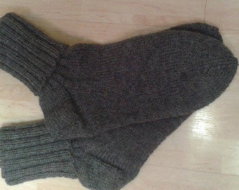Socks, hand made, knit, wool