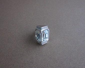 Vintage Christian Dior ring