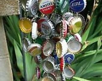 Recycled Bottlecap windchime