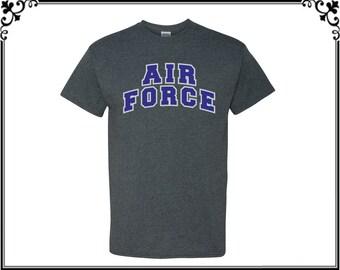 Mens T Shirt Mens Shirts Mens Tees Tshirts Air Force Shirts Air Force Tshirts Air Force Shirt Tees Air Force Gift For Him