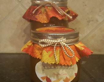Homemade Pumpkin Butter Spread, Fruit Jams and Butters