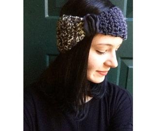 Headband--Crochet Headband--Ear Warmer--Women's Ear Warmer