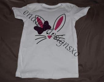 Easter Bunny Onesie
