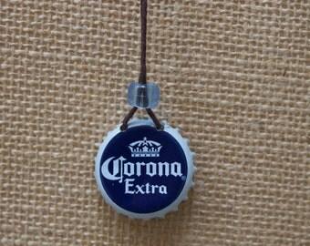 Corona Bottle cap Necklace