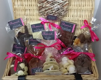 Large Deluxe Belgian Chocolate Hamper