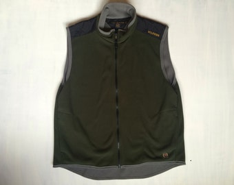 VTG Tommy Hilfiger fleece vest size XL