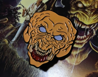 Pumpkinhead Pin