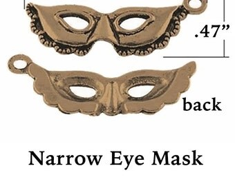 Masquerade Charms, Bronze Finish, FREE SHIPPING*