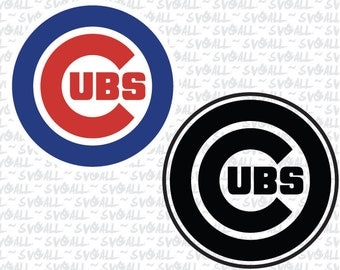 chicago cubs Svg Files, chicago cubs Png, chicago cubs PDF, chicago cubs EPS, chicago cubs DXF Instant Download