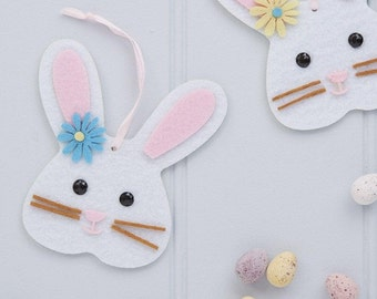Easter Decorations - Easter Bunny Set of Two