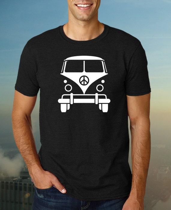 Volkswagen Bus Tshirt Funny tshirts for men VW Bus Gift
