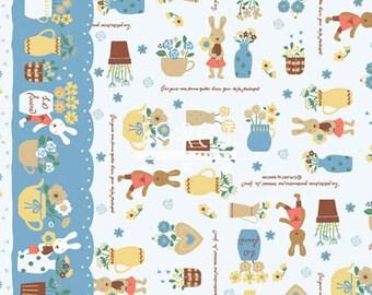 LEsucre oxford - Garden fabric -50cm