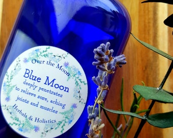 Blue Moon Pain Relief Lotion