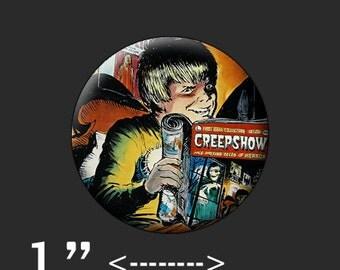 "Creepshow 1"" Pinback Button"
