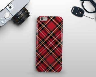 Tartan Phone Case