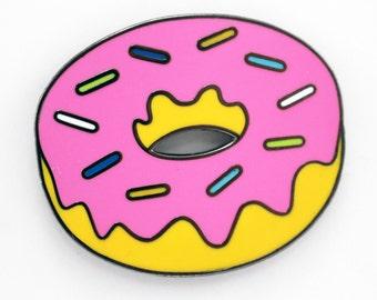 Donut Emoji – Enamel Pin for your Life