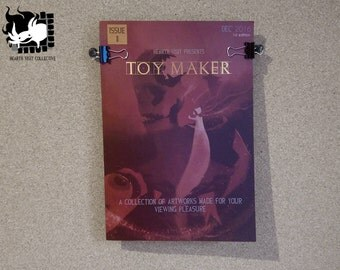 Issue 2, Toy Maker! (Monthly Release, December 2016)