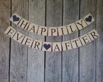 FALL IN LOVE banner fall wedding sign fall wedding