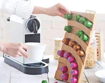 Nespresso Capsule Dispenser by TwoWhales