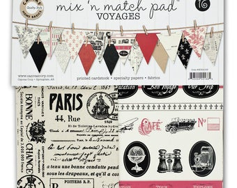 CanvasCorp Mix & Match Pad Voyages