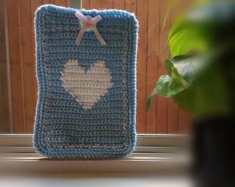 Mini iPad/Tablet Kindle Crochet Cover
