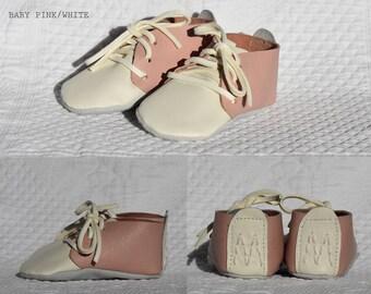 Personalised baby shoe