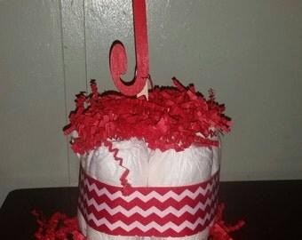 Mini diaper cakes set of 3