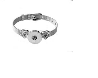 Snap Bracelet, Snap Jewelry