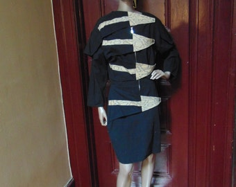 4 ARROWS DRESS By Nina K