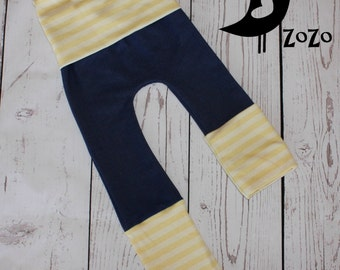 Grow-with-me jeggings - 6m to 3yr