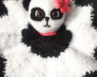 Amigurumi Lovey - Made to Order (Choose Your Animal, Choose Your Colors)