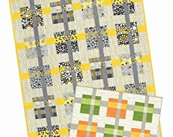 Modern Quilt Relish Lunch Boxes Quilt Pattern