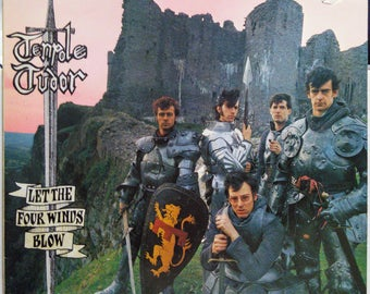 Tenpole Tudor Punk New Wave LP NM- UK Press Stiff