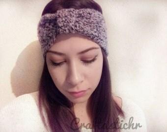 Crochet Headband | Ear Warmers | Turban