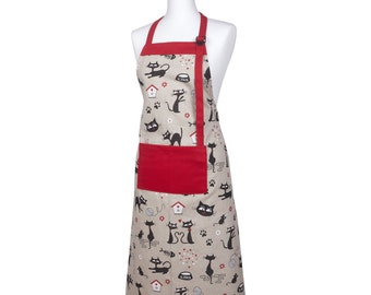 Apron Cat Kitty