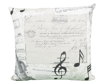 Pillow square music