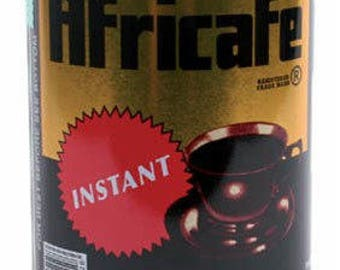 Africafe Pure Instant Coffee, Best African Coffee from Tanzania
