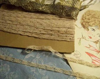small old lace, 3 meters, doll